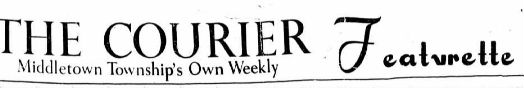 The Courier Masthead